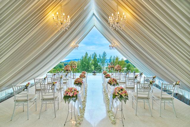 Thailand anantara layan phuket resort wedding